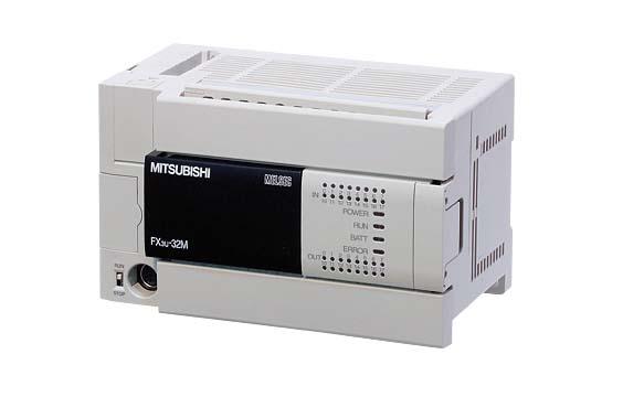 FX3U, FX3U PLC, MELSEC-FX3U, Mitsubishi,