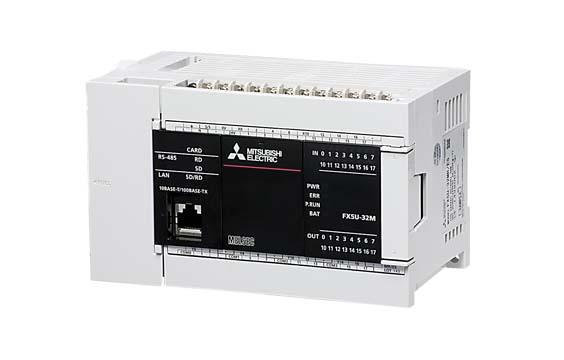 Mitsubishi, FX5U, FX5U PLC, MELSEC-FX5U